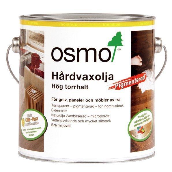 Osmo Hårdvaxolja pigmenterad 3041 Natur